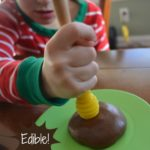 How to Make Nutella Playdough