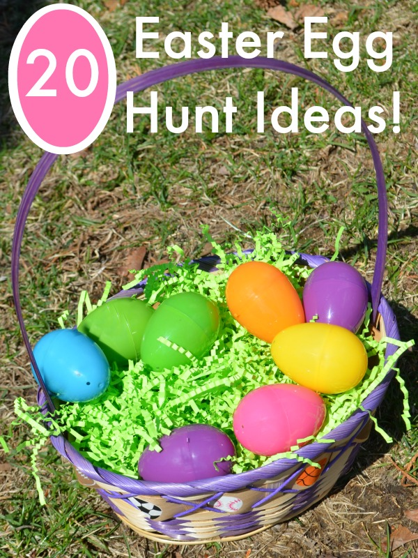 Easter Egg Hunt Ideas Simple Play Ideas
