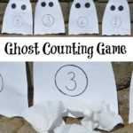 Ghost Counting Game