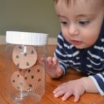 If You Give a Mouse a Cookie Sensory Bottle