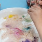 Rainbow Science: Fizzing Colors