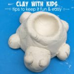 Tips for Clay With Kids