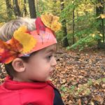 Fun Fall Craft – Leaf Crown for Kids