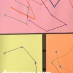 Draw Your Own Fine Motor Constellations